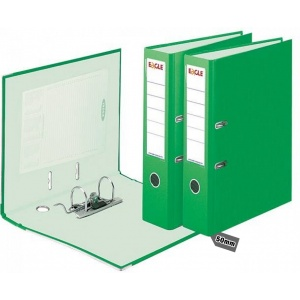 Eagle Biblioraft A4 verde 50mm plastifiat economic PP 9308E