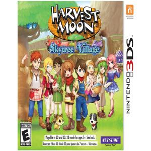 Natsume Harvest Moon Skytree Village Nintendo 3DS