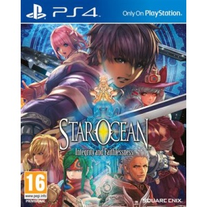 Koch International Star Ocean Integrity and Faithlessness PS4