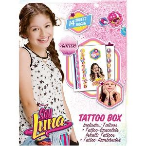 Craze Cutie de tatuaje cu Soy Luna - 55473