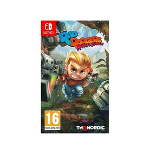 THQ Nordic Rad Rodgers Radical Edition Nintendo Switch