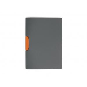 Durable Dosar de prezentare cu clema Duraswing, portocaliu