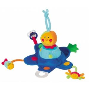Brevi Soft Toys Polip Muzical - centru de activitati