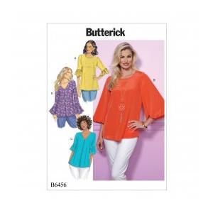 Butterick Tipar bluza B 6456