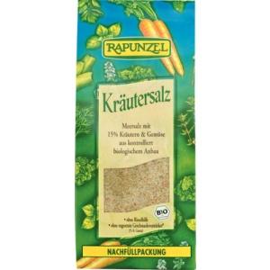 Rapunzel Sare cu 15% ierburi si legume Bio 500g