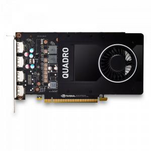 PNY nVidia Quadro P2200, 5GB GDDR5X, 160 biti VCQP2200-PB