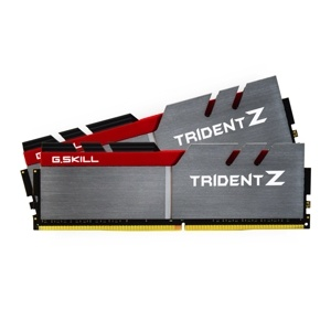 G.Skill Trident Z 16GB (2x8GB) DDR4 3200MHz CL16 (F4-3200C16D-16GTZB)