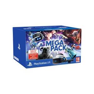 Sony Playstation Vr Mega Pack + Camera Ps V2 + 5 Jocuri