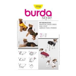 Burda Style Batic pentru catel 7752