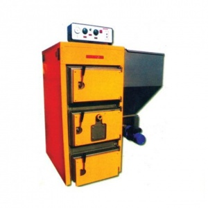 Thermostahl Cazan din otel cu functionare pe peleti - MCL-BIO 250