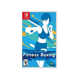 Nintendo Fitness Boxing Switch