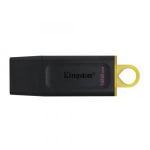 Kingston DataTraveler Exodia 128GB, USB 3.0,  Black-Yellow
