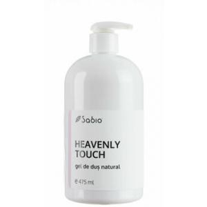 Sabio Gel de dus natural Heavenly Touch, 475 ml