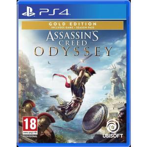 Ubisoft ASSASSINS CREED ODYSSEY GOLD EDITION pentru PlayStation 4