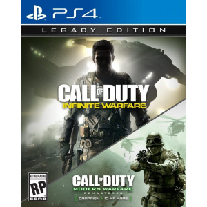 Activision Call of Duty Infinite Warfare Legacy Edition AND FRENCH ON BOX PlayStation 4