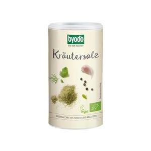 Byodo Sare cu Plante Aromatice Bio 125 grame