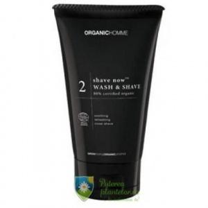 Green People Gel de ras Bio Shave Now 125 ml