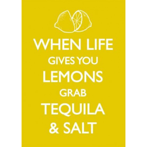 Dean Morris Cards Felicitare - When life gives you lemons