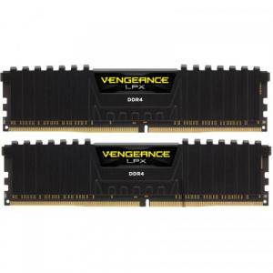 Corsair Vengeance LPX Black, 32GB, DDR4-3200MHz, CL16 CMK32GX4M2E3200C16