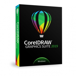 Corel DRAW Graphics Suite 2019, Windows, licenta electronica