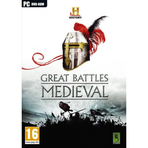 Activision History Great Battles Medieval PC