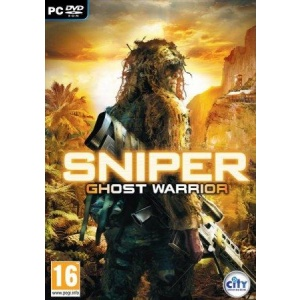 City Interactive Sniper Ghost Warrior PC