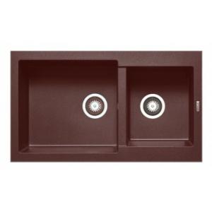 Pyramis Alazia 86x50 1 3/4B Chocolate 070037511
