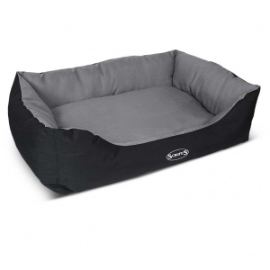 Scruffs Expedition culcus impermeabil - gri 90 x 70 cm