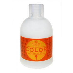 Kallos Sampon Color pentru par vopsit  1000 ml