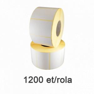ZINTA Role etichete termice 50x40mm, 1200 et./rola - 50X40X1200-TH