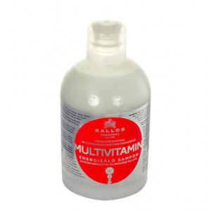 Kallos Sampon Multivitamin Energising 1000 ml