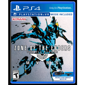 Konami ZONE OF THE ENDERS THE 2ND RUNNER MARS VR COMPATIBLE PlayStation 4