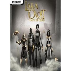 Square Enix Lara Croft And The Temple Of Osiris Pc