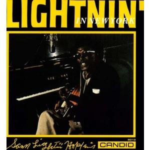 Lightnin' Hopkins In New York