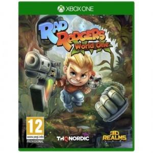 THQ Nordic Rad Rodgers (Xbox One)