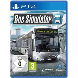 Astragon Bus Simulator PS4