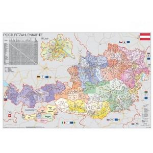 Stiefel Austria Harta Cu Coduri Postale 11500670fl Lista De