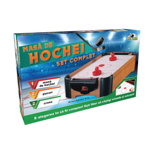 Noriel Masa Air Hockey din lemn