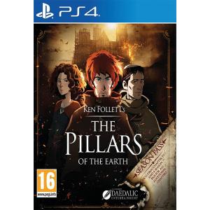 Kalypso Media The Pillars of the Earth Season Pass PlayStation 4
