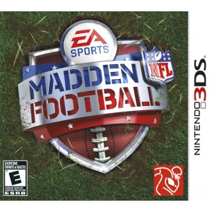 Electronic Arts Madden NFL Football3DS