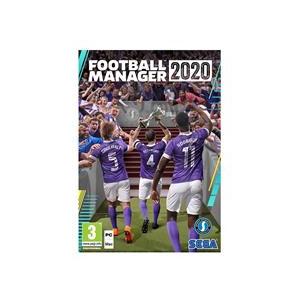 SEGA Football Manager 2020 PC
