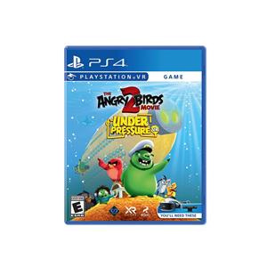 PlayStation Angry Birds The Movie 2 Under Pressure Ps4