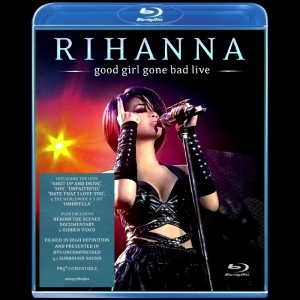 Rihanna Good Girl Gone Bad (1 BLU-RAY)