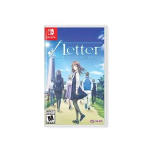 Pqube Root Letter Last Answer Day One Edition Nintendo Switch