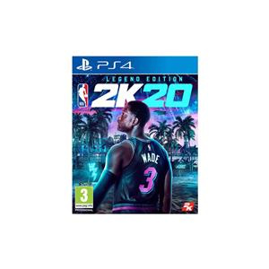 PlayStation Nba 2K20 Legend Edition Ps4