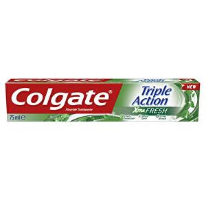 Colgate Pastă de dinți Triple Action Xtra Fresh 75 ml