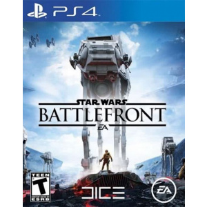 Electronic Arts Star Wars Battlefront All languages in game PlayStation 4