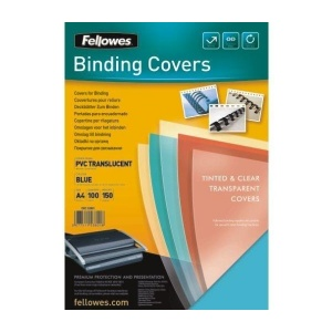 Fellowes Covers of Transparent PVC 180 microns 5375901