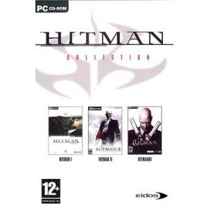 Eidos Hitman Collection (1,2.3)