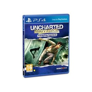Naughty Dog Uncharted Drakes Fortune Remastered Ps4